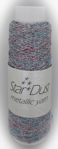 Star Dust  - 06 turquoise-rose-silver